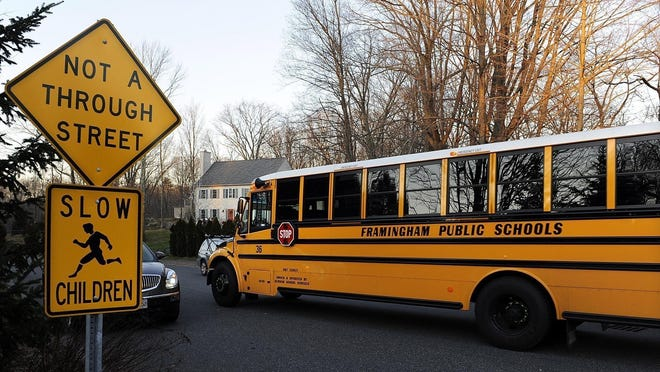 Dozens of non-teaching employees in Framingham Public Schools will be furloughed starting mid-September.