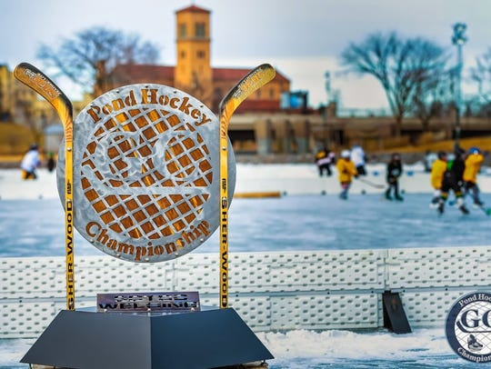 The Granite City Pond Hockey Championships have been held at Lake George, but this winter they are moving to Blackberry Ridge in Sartell and renamed the Granite City Outdoor Hockey Festival.