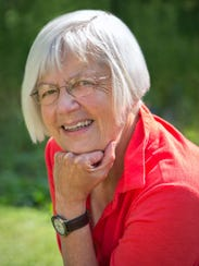 Sister Caroline Sullivan founded The Bridge-Between