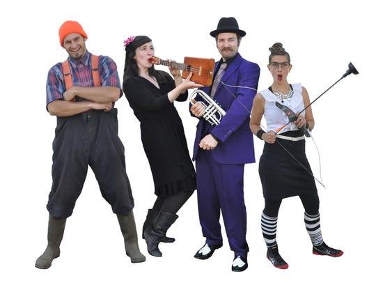 """Vermont Vaudeville brings its new show """"Vaudeville,"""