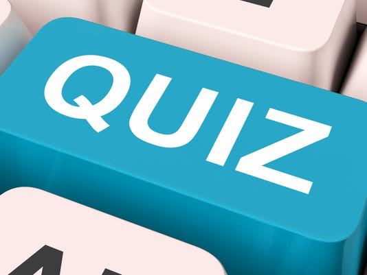 Quiz Key Means Test Or Questioning