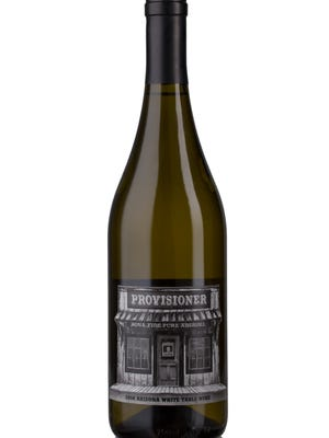 Provisioner white blend, an Arizona wine for less than $10, is now available across Arizona.
