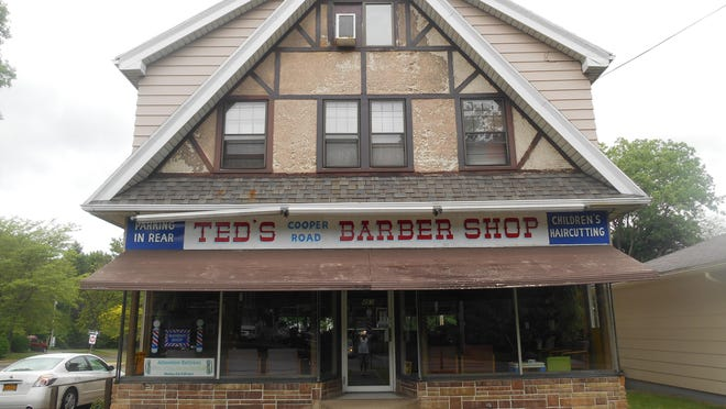 Ted's Cooper Road Barber Shop is a longtime favorite shop in Irondequoit.