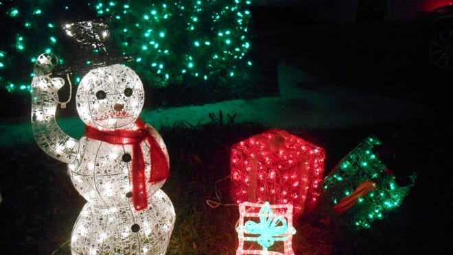 Neighbors all over Tallahassee are decking the halls in sparkling, blinking, twinkling lights. Nominate the best for the Tallahassee Democrat Tour of Lights.