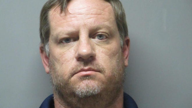 Craig Bauman, 41, is charged with two counts of cruelty to livestock.