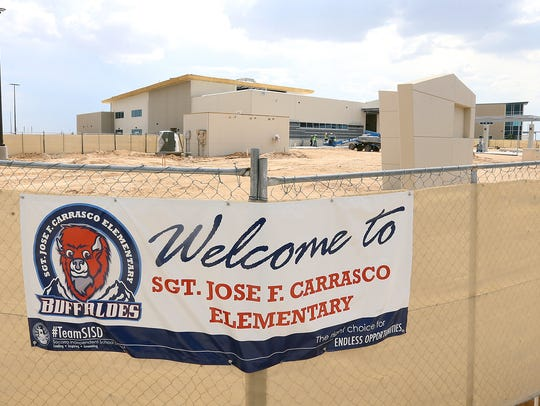 Sgt. Jose F. Carrasco Elementary School is ready to