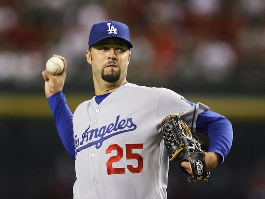 AP ESTEBAN LOAIZA ARREST BASEBALL A S BBO FILE USA AZ