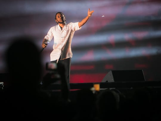 Kendrick Lamar headlines the final day of Firefly 2018