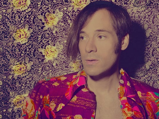 Of Montreal frontman Kevin Barnes. (courtesy photo)