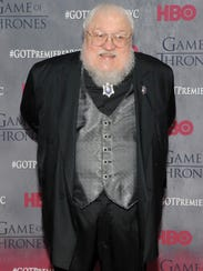 "George R.R. Martin, author of the books that serve as the basis of ""Game of Thrones,"" is working on a  ""Thrones"" prequel pilot."