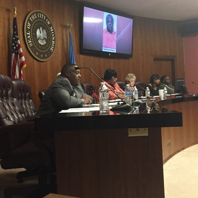 The Monroe City Council met Tuesday night at Monroe City Hall.