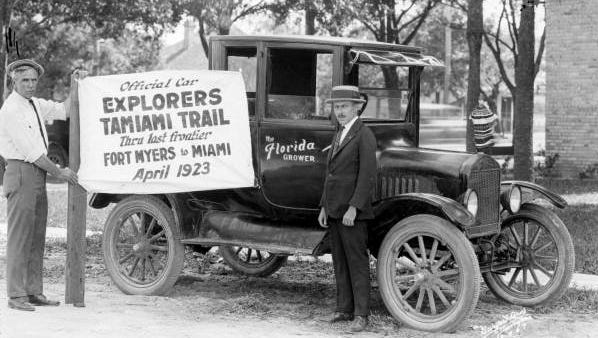 The Tamiami Trail helped tame the Everglades