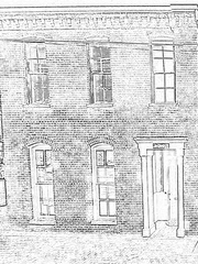 A sketch of Germantown Inn.
