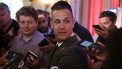 Corey Lewandowski, Donald Trump's former campaign manager,