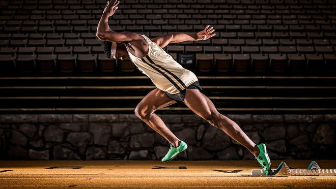 Blue Springs High School graduate Taysean Goodwin will go down in history as one of the most decorated sprinters in the history of Emporia State University. He is a 12-time All-American and is a candidate for an honorary ESPY award.