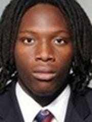 Brandon Robinson, 20, of Orangeburg, S.C., was shot Jan.  24, 2014.