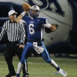 Hjavier Pitts, shown playing for Mt. Healthy, is a key player for Thomas More College in 2016.