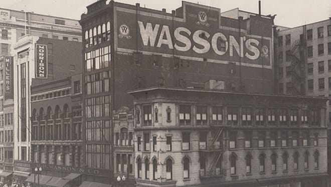 H.P. Wasson & Co in the mid-1930s