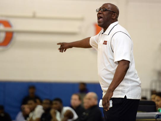 Former Paterson Eastside boys basketball coach Juan