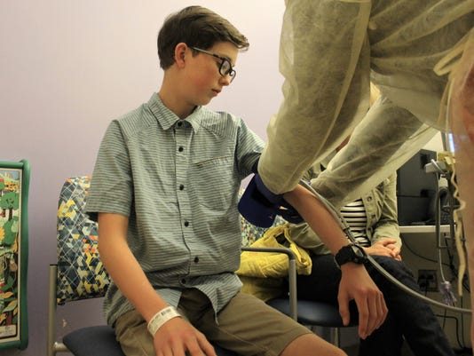 Fort Collins kid helps get cystic fibrosis drug FDA approved.JPG