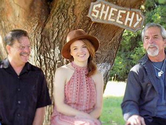 The Sheehy's band.