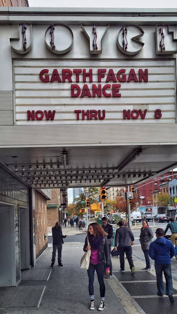 Garth Fagan Dance at the Joyce Theater, photo credit: Norwood Pennewell