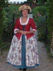 Millie Henley presents The Narrow Escapes of George Washington at the Anderson Historical Society's meeting 7 p.m. Wednesday, June 7, meeting in the lower level of the Anderson Center, 7850 Five Mile Road.