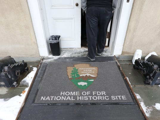FDR National Historic Site