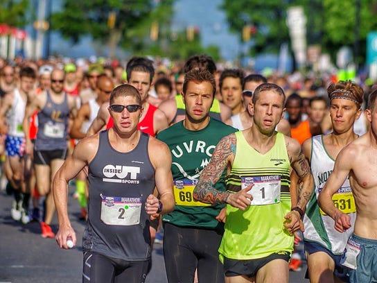 Marathon Mease