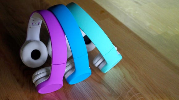 The kids headphone market is a mess, with multiple companies selling re-branded versions of the same headphones.