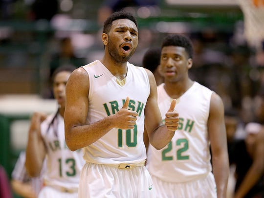 Cathedral's Eron Gordon (10)