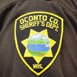 Oconto County Sheriff's Department.