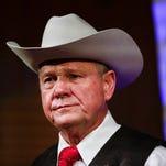 Roberts: Democrats force Al Franken out but Roy Moore remains a GOP star