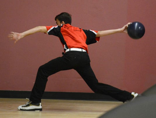High School Bowling: Six Team Match at Shore Lanes