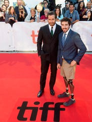 Jake Gyllenhaal and Boston Marathon bombing victim