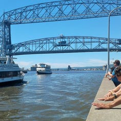 Duluth provides multiple delights — and one sobering reflection