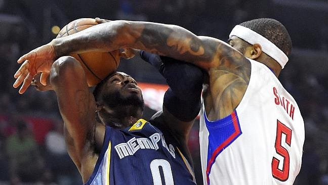 Montgomery native JaMychal Green is averaging 6.6 points and 4.9 rebounds this season for the Memphis Grizzlies.