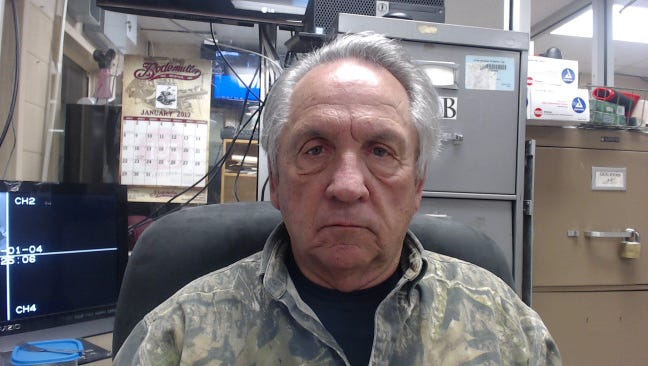 Ovide Stelly, Jr., 65, was arrested and charged with malfeasance in office.
