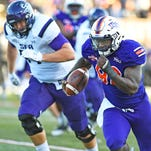 An 18-yard interception return by Natchitoches native Leroy Armstrong with 8:23 left in the second quarter gave the Demons lead for the good and shifted momentum to their side.