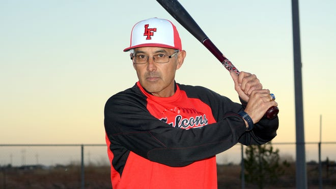 Loving baseball coach Alfredo Chacon will retire after the 2017 season, which will be his 26th season at the helm.