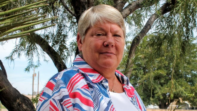 Democratic candidate Susan Wheatley is running for the Otero County Magistrate Judge Division I seat against Republican candidate Steve Guthrie in the Nov. 8 elections.