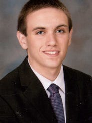 Kyle Mills, South Western High School Rotary student