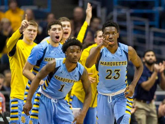 NCAA Basketball: Grambling State at Marquette