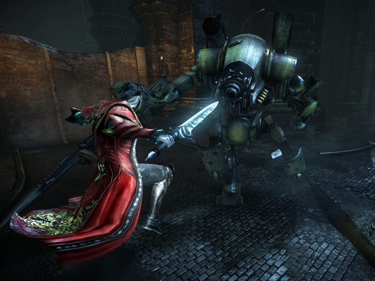 'Castlevania: Lords of Shadow 2'