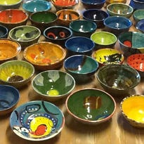 Tickets to annual Empty Bowls soup benefit on sale now