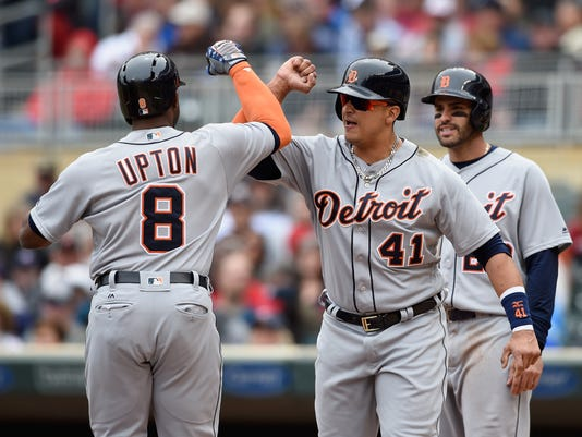 Detroit Tigers v Minnesota Twins