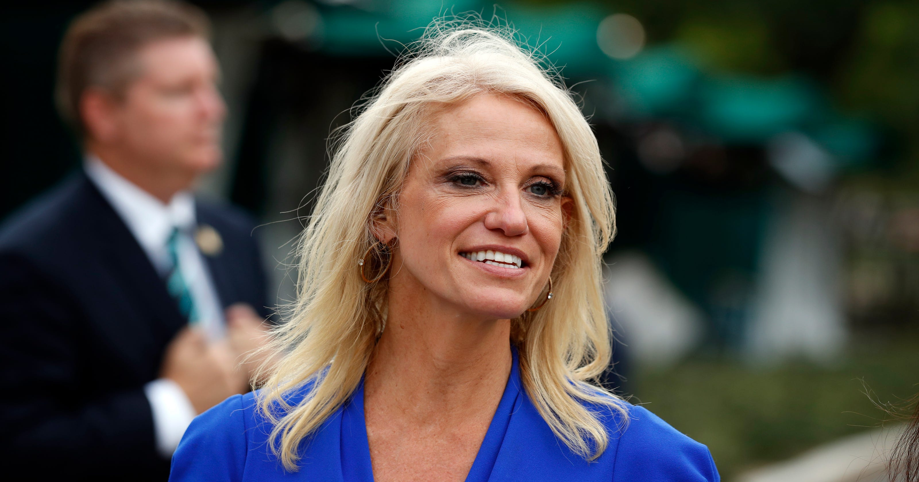 kellyanne conway trumps adviser media is not enemy of the people - Christmas In Conway Cast
