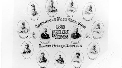 1911 Sheboygan baseball team.