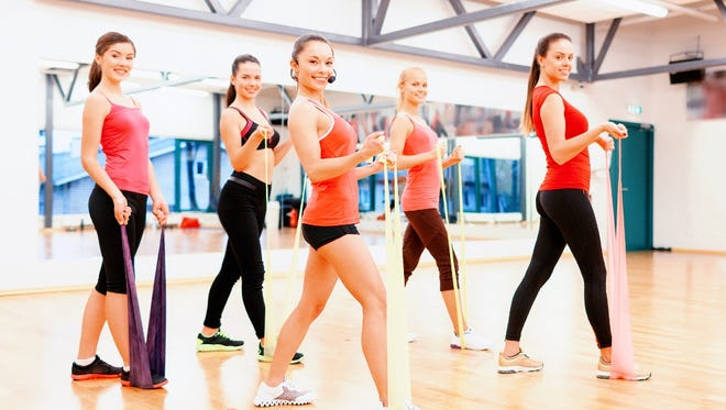 Try changing up your exercise to add an element of excitement to your workout.