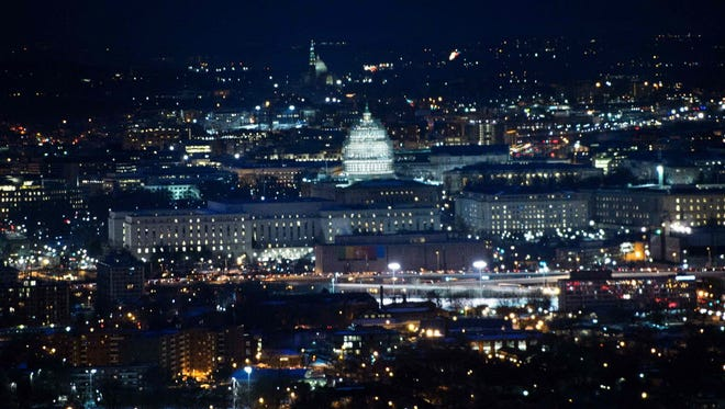 The U.S. Capitol, Washington, D.C., Jan. 28, 2016.